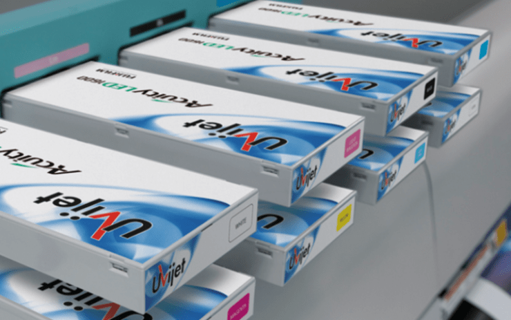 Μελάνια UV LED για Acuity LED1600